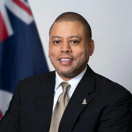 Hon. Andre Ebanks, MP